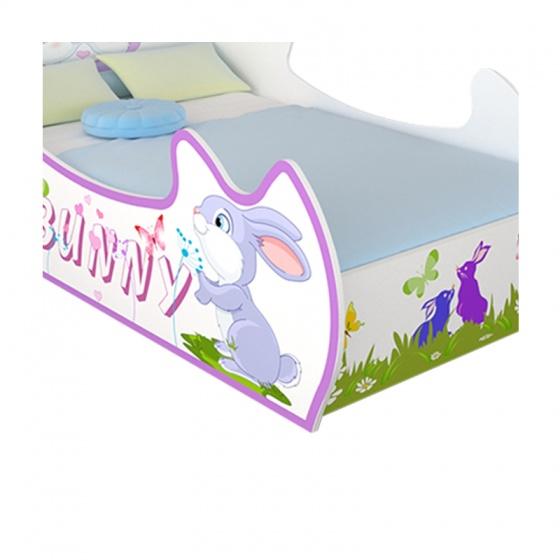 Giường trẻ em IIbie Bunny 1m2