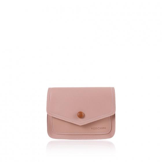Túi thời trang Verchini màu hồng 13000576