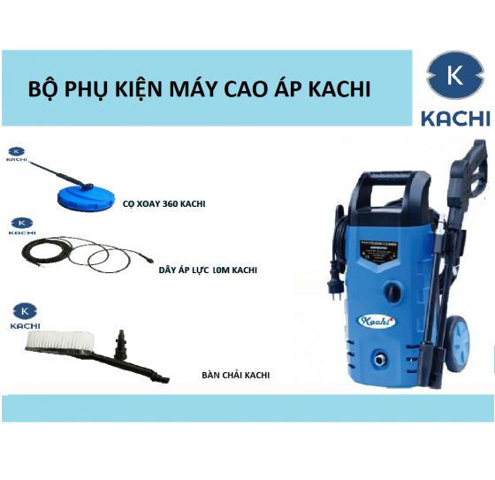 Phụ kiện máy rửa xe Kachi - bàn cọ xoay 360 độ