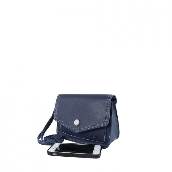 Túi thời trang Verchini màu xanh đen 13000583