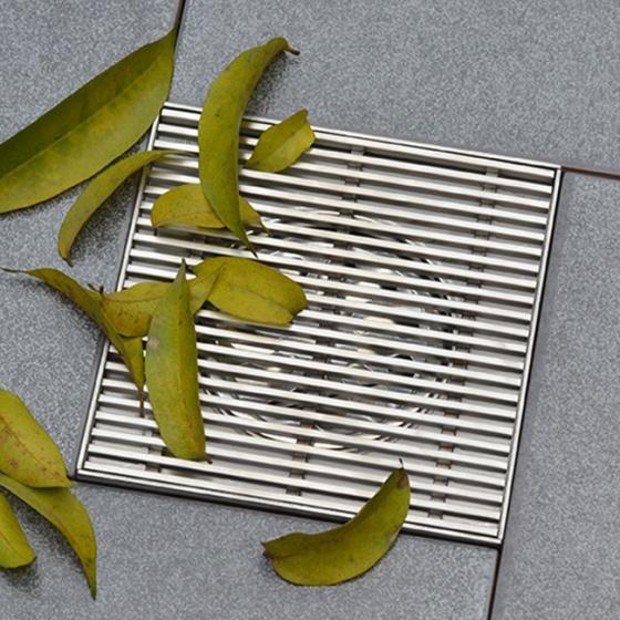 Thoát sàn chống mùi inox304 ZT515-1L