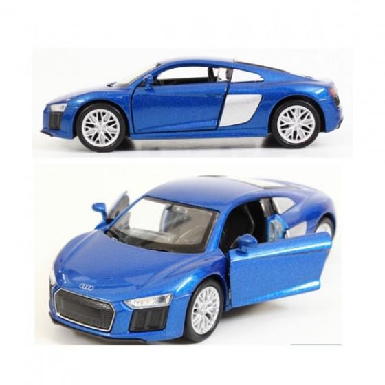 Xe mô hình Welly Audi R8 V10 43712CW