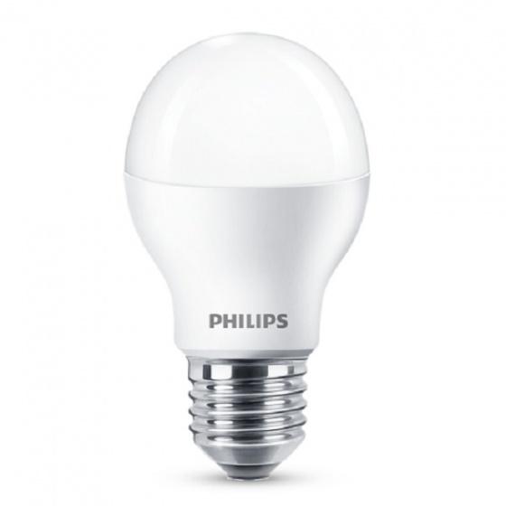 Bộ 2 bóng đèn Philips Led siêu sáng tiết kiệm điện Essential Gen4 11W E27 A60 - Ánh sáng trắng