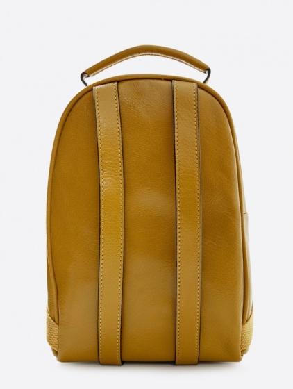 Balo da dê mini cao cấp hiệu Edison Michael 4001 yellow