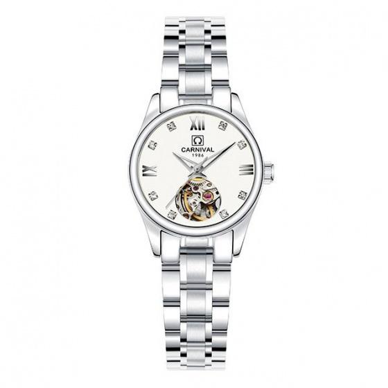 Đồng hồ nữ dây thép Carnival L78901.101.011
