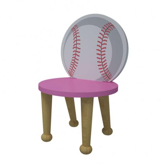 Bộ bàn ghế mầm non hình thể thao - Ibie