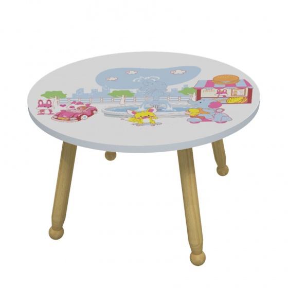 Bộ bàn 4 ghế trẻ em Tình bạn
