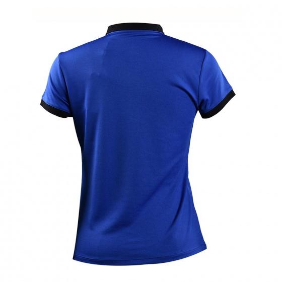 Áo tennis nữ Dunlop - dates9092-2c-sbu (Xanh Coban)