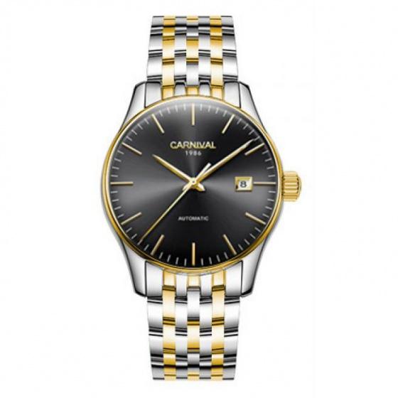 Đồng hồ nam dây thép Carnival G61207.302.616
