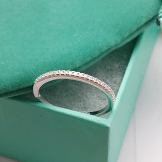 Opal Bộ trang sức bạc Tinh Khôi T05