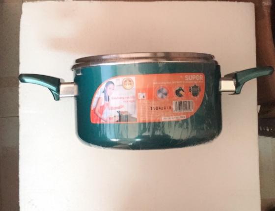 Nồi canh chống dính Supor H18203-T20 dùng được trên mọi loại bếp