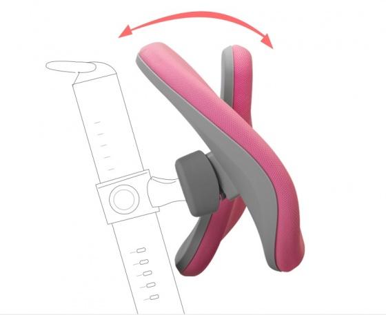 Ghế chống gù chống cận IGrow C1 - hồng