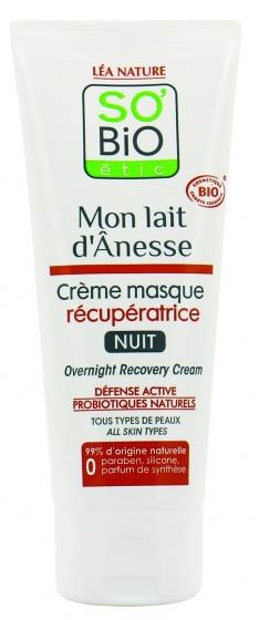 Mặt nạ đêm hữu cơ giúp phục hồi da Lait D'anesse 50ml