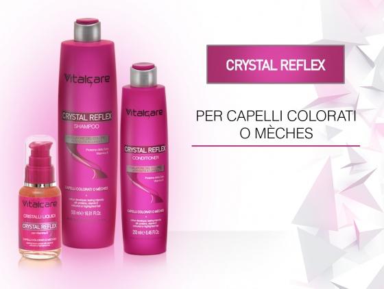 Dầu gội Vitalcare - Crystal Reflex - 500ml