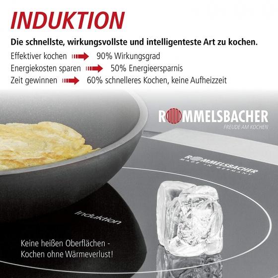 Bếp từ Rommelsbacher CT3410/IN