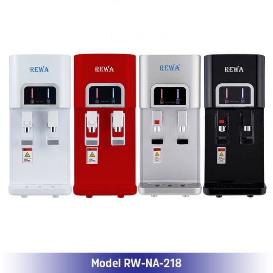 Máy lọc nước Rewa RW-NA-218.black