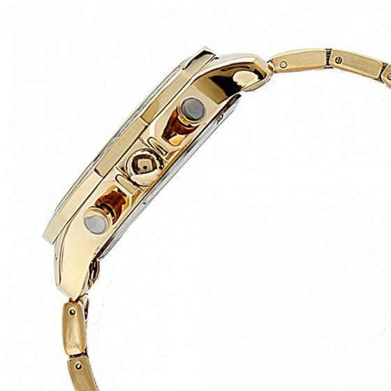 Đồng hồ nam Julius 3 máy jah-091c ( vàng )
