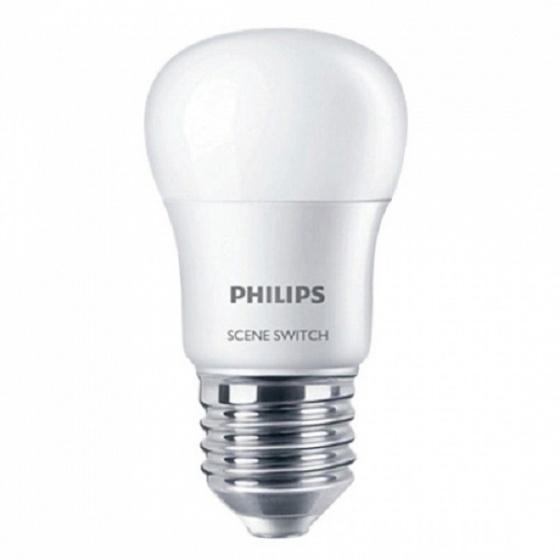 5 Bóng đèn Philips Led Scene Switch 2 cấp độ chiếu sáng 6.5W 6500K E27 P45 - Ánh sáng trắng
