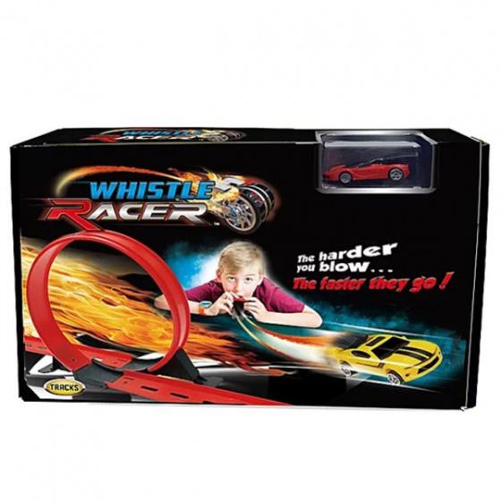 Đua xe thổi tốc độ Whistle Racer WRTRED