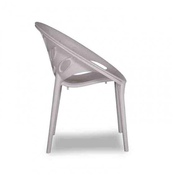 Ghế nhựa phòng ăn cafe cao cấp Furnist Pavo