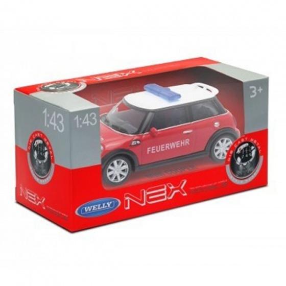 Xe mô hình Welly Mini Cooper S 44010GF-CW