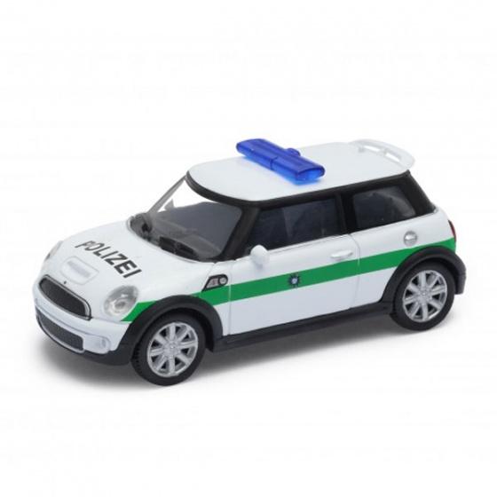 Xe mô hình Welly Mini Cooper S 44010GP-CW