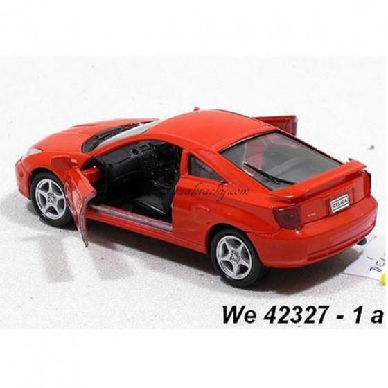 Xe mô hình Welly Toyota '02 CELICA 42327CW