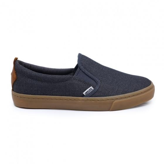 Giày slip on nam Sutumi SUM128 - Dark grey