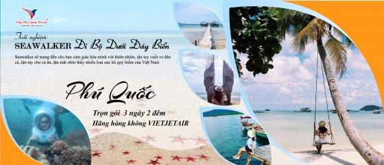 Tour Phú Quốc thứ 6 chủ nhật hàng tuần