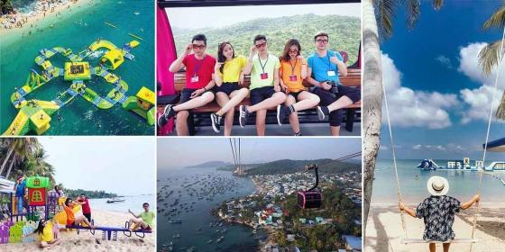 Tour Phú Quốc thứ 5 thứ 7 hàng tuần