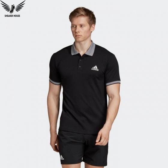 Áo thun ngắn tay Adidas Club Solid Polo DX1806