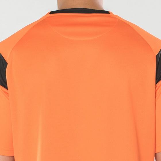 Áo thun nam không cổ ngắn tay Cordoba Jartazi (Poly T-Shirt Cordoba) JA4040-004