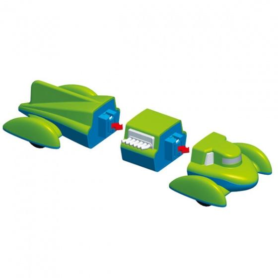 Bộ xếp hình nam châm phương tiện đa năng 4 POPULAR-60304