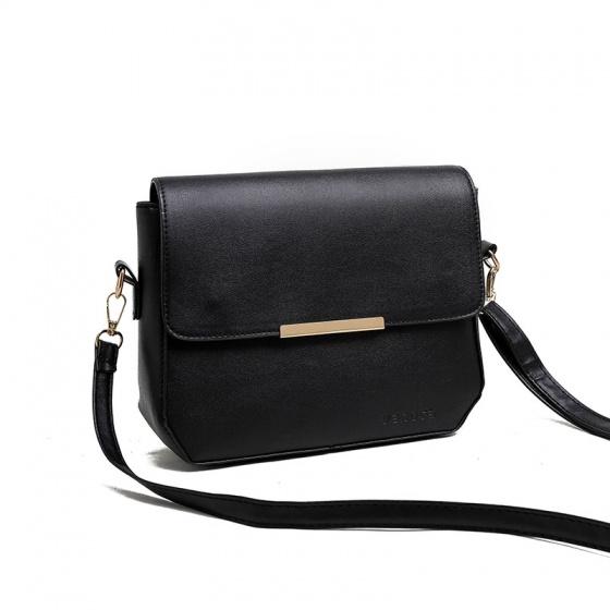Túi đeo chéo nữ Vanoca VN151- Đen