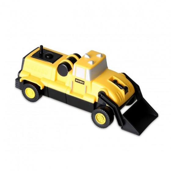Đồ chơi lắp ráp phương tiện công trình xây dựng POPULAR-60315