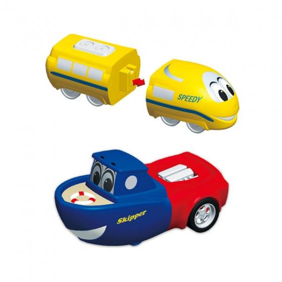 Đồ chơi lắp ráp xe vui nhộn POPULAR-61301