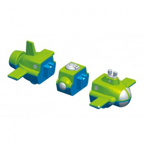 Bộ xếp hình phương tiện đa năng 2 POPULAR-60312