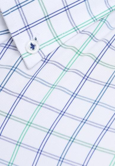 Bộ 2 áo sơ mi tay ngắn họa tiết Hàn quốc The Shirt Studio TD7