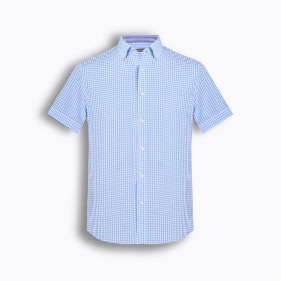 Bộ 2 áo sơ mi tay ngắn họa tiết Hàn quốc The Shirt Studio TD6