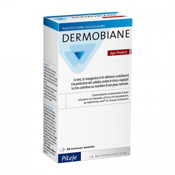 Viên uống trẻ hoá Dermobiane Age Protect