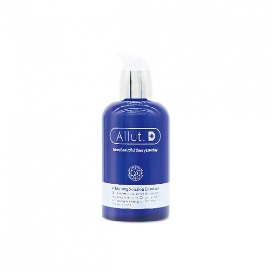 Allut.D nước hoa hồng làm trắng da 100ml