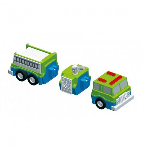 Bộ xếp hình phương tiện đa năng 1 POPULAR-60311