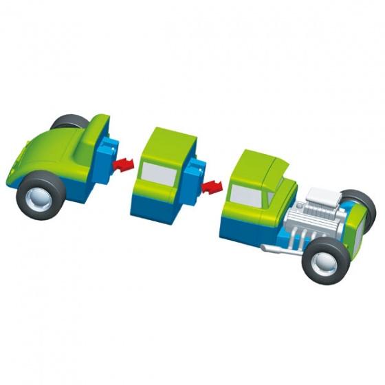 Bộ xếp hình phương tiện đa năng 3 POPULAR-60303