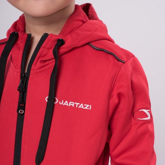 Áo Hoodie trẻ em dệt kim Cadiz Jartazi (Knitted Hoodie Cadiz) JK4512R
