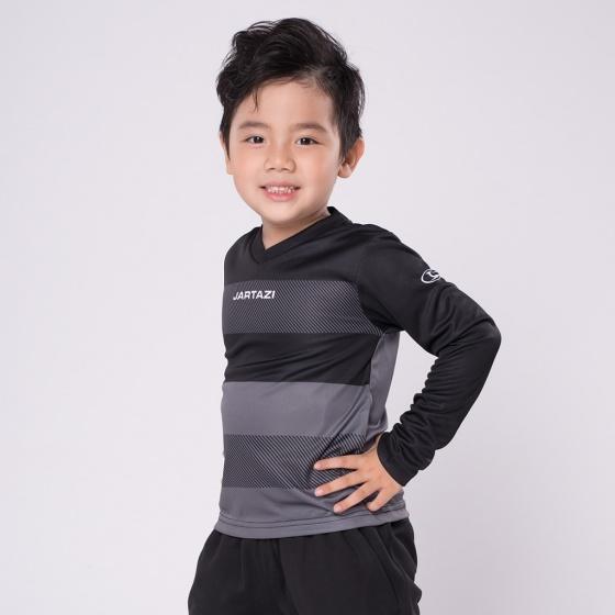 Áo thun thể thao tay dài trẻ em Jartazi (Shirt Bogota) JK3042BA