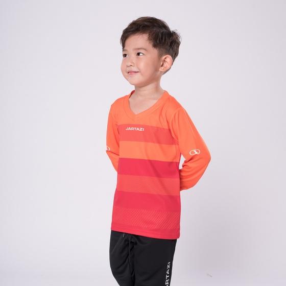 Áo thun thể thao tay dài trẻ em Jartazi (Shirt Bogota) JK3042RO