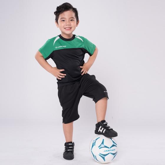 Áo thun thể thao trẻ em Toronto Jartazi (Warm up Toronto) JK4050-001