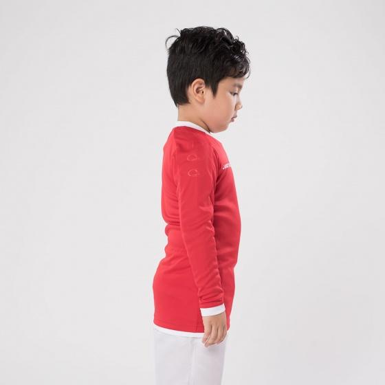Áo thun thể thao tay dài trẻ em Jartazi (Game shirt) JA4712-G1