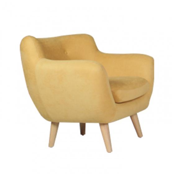 Ghế sofa đơn Furnist Claier