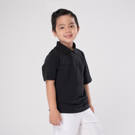 Áo thun trẻ em có cổ tay ngắn Polo Jartazi (Cotton Polo) JK4021